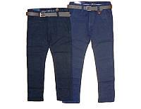 Брюки коттоновые для мальчиков, размеры 4-12 лет, арт. XEE-029
