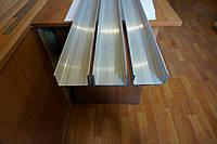 Производство алюминиевый швеллер