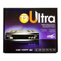 Цифровой эфирный DVB T2 приемник RomSat Ultra