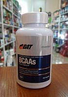 Купить всаа GAT BCAAs, 180 caps