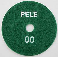 """PELE гибкие алмазные диски """"черепашки"""" полировать камень  100x3,0x15 № 00,0,1,2,3,4,5,6,7,8,9 00"""