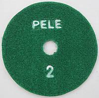"""PELE гибкие алмазные диски """"черепашки"""" полировать камень  100x3,0x15 № 00,0,1,2,3,4,5,6,7,8,9 2"""