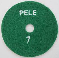 """PELE гибкие алмазные диски """"черепашки"""" полировать камень  100x3,0x15 № 00,0,1,2,3,4,5,6,7,8,9 7"""