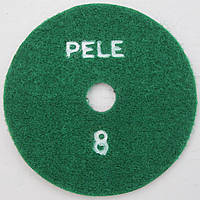 """PELE гибкие алмазные диски """"черепашки"""" полировать камень  100x3,0x15 № 00,0,1,2,3,4,5,6,7,8,9 8"""