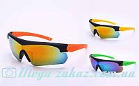 Велоочки солнцезащитные (спортивные очки) Oakley BD7932: 3 цвета