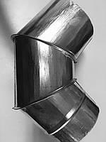 Колено из оцинкованной стали 0,3мм Ø105 90°, Полтава
