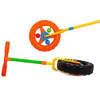 Игрушка - каталка «Колесо» 06-605 Kinderwey