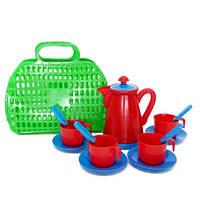 Детский набор посуды в сумочке 04-469 Kinderway