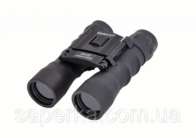 Бинокль туристический 22x32 - TASCO (black), фото 2