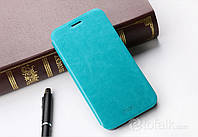 Чехол-книжка Mofi для телефона  Lenovo K3 Note голубой