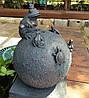 Фигура для пруда Король лягушек