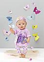 Одяг для Бебі Борн Baby Born костюм метелика Zapf Creation 823545, фото 5