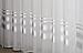 Шифон с атласной полосой (Турция) белый, фото 3