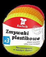 """Пластиковая мочалка """"Aku Kuchcik"""""""