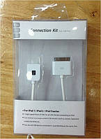 USB connection kit for Apple