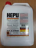 """Антифриз """"HEPU"""" G12 красный концентрат 5 литров (-80С) P999-G12-005 - производства Германии"""