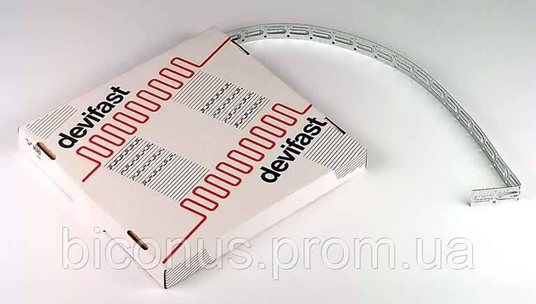 Оцинкованная монтажная лента DEVIfast для нагревательного кабеля. (25м)
