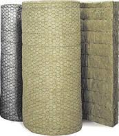 Маты прошивные базальтовые Rockwool WIRED MAT 105 50мм