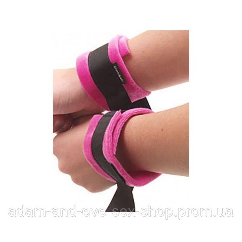 Наручники Sportsheets Kinky Pinky Cuffs