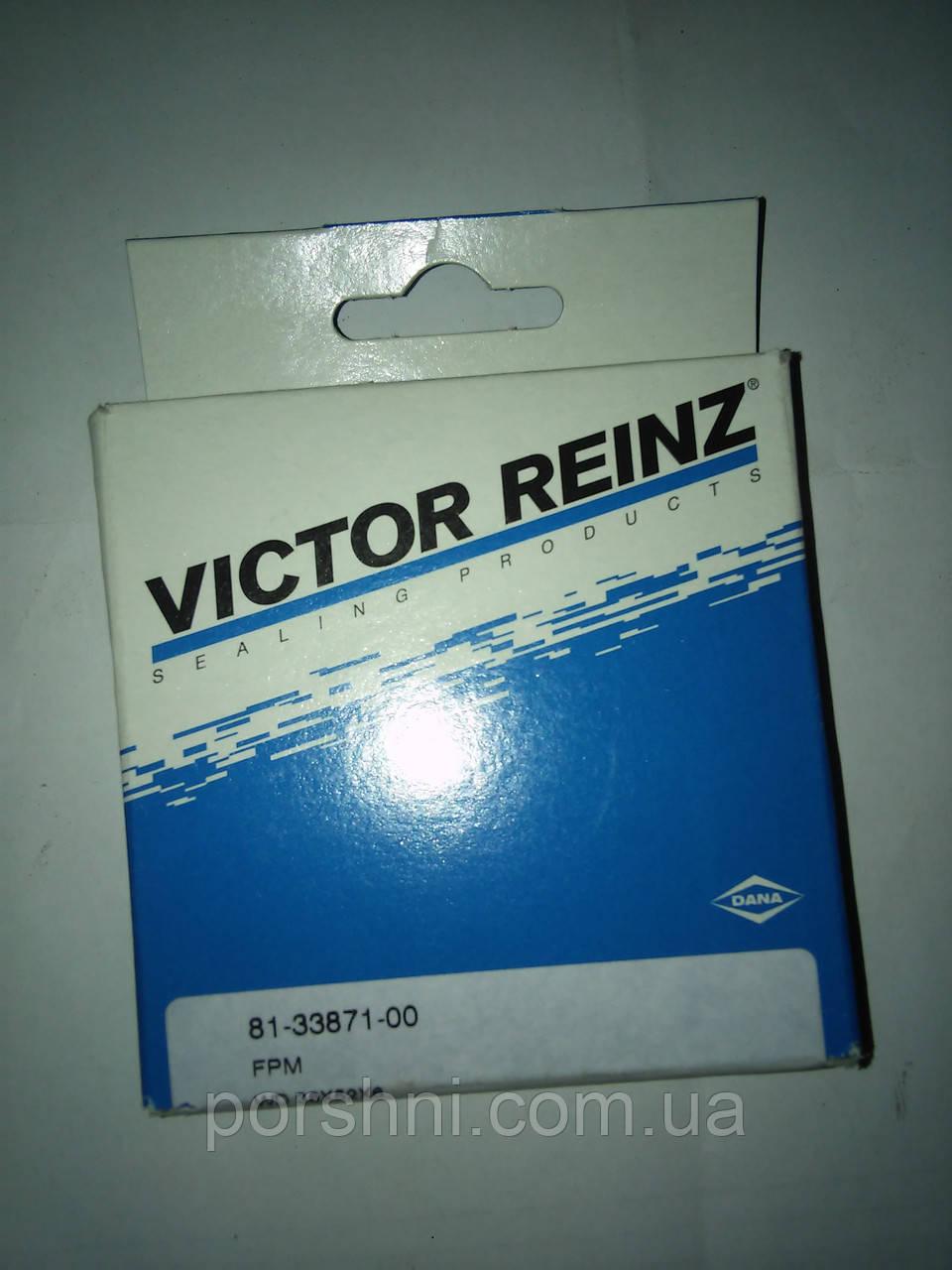 Сальники  задний  коленвала  Ford  Fiesta  1,25 - 1.4.  96 --  VIKTOR  REINZ   81-33872-00