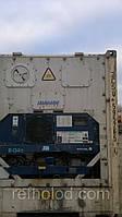 Купить рефконтейнер 40 фут CARRIER 2001