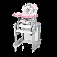 Стульчик Baby Design Candy-08 (pink)
