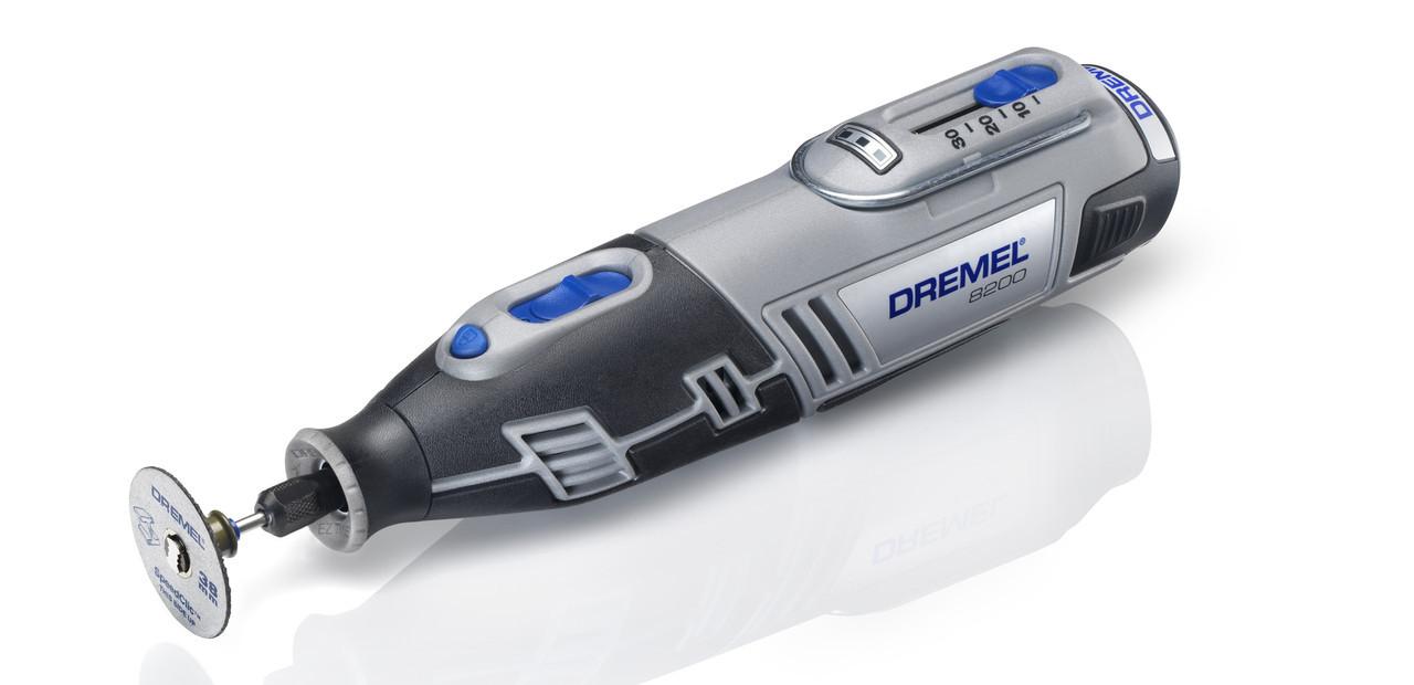 Инструмент многофункциональный Dremel 8200-1/35 F0138200JG