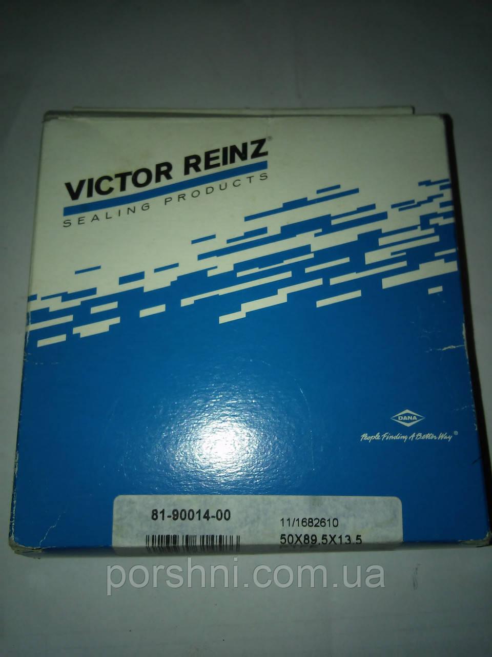 Сальник  задний  коленвала Форд  Мондео 2.0 DURATEC  2001 --  V/REINZ  81-90012-00