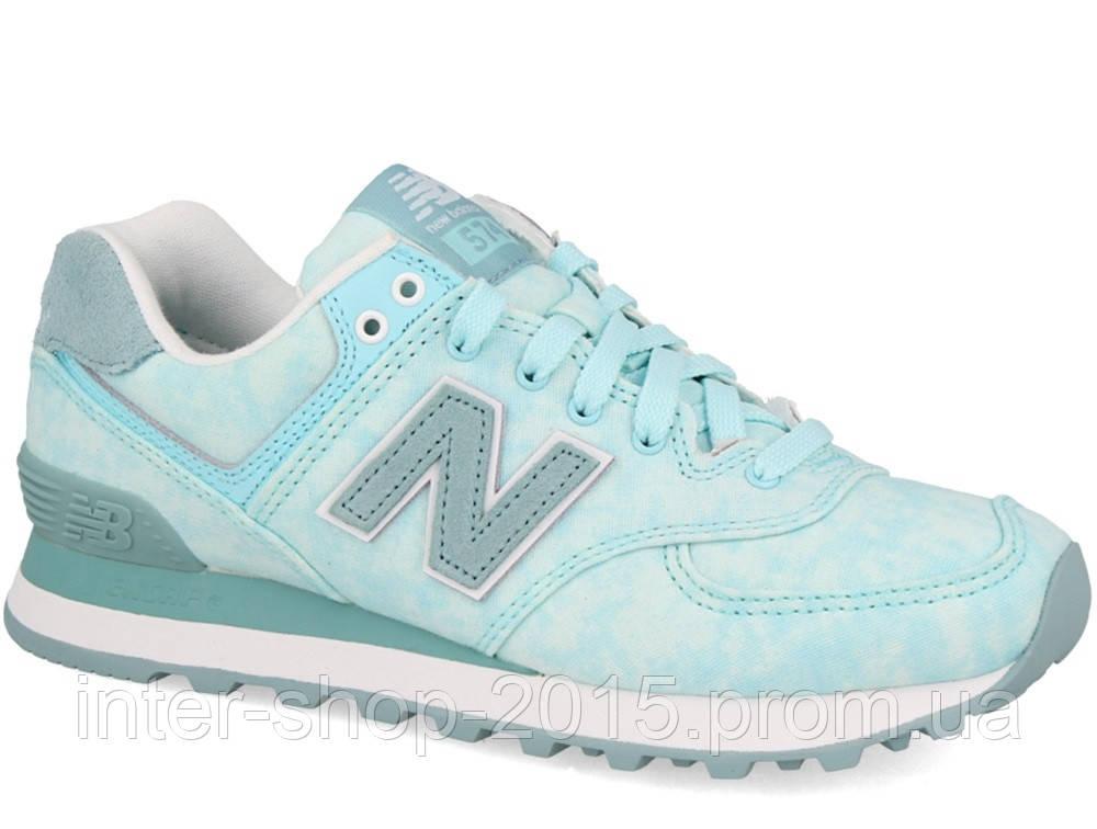Женские кроссовки New Balance WL574SWB