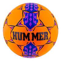 Мяч футбол Cordly Orange Hummer  Purple/Blue HUM-ST7-OC
