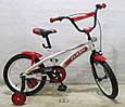 Дитячий Велосипед TILLY FLASH 16 дюймів, бірюзовий, фото 4