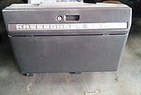 Setra 315 HD холодильник