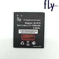 Батарея (акб, аккумулятор) BL3218 для Fly IQ400w (1500 mah), оригинал