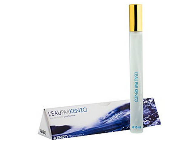 Мини парфюм мужской Kenzo L`Eau Par Kenzo Pour Homme (Кензо Льо Пар Кензо Пур Хом) 15 мл.