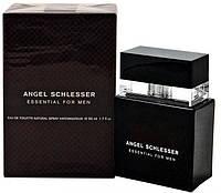 Мужская туалетная вода Angel Schlesser Essential for Men (Ангел Шлессер мужские) 125 мл edt Оригинал tester