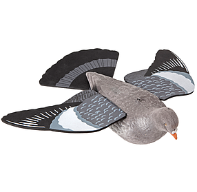 Чучело летящего голубя Jahti Jakt Pigeon with wings
