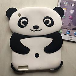 Силиконовый чехол Панда для iPad 2/3/4