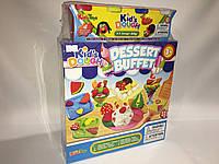 Супер набор для творчества Kid*s Dough десерт