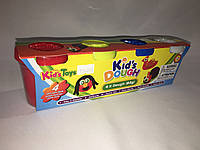Супер набор для творчества Kid*s Dough большие банки