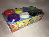 Набор для творчества Kid*s Dough масса для лепки 6 банок