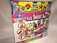 Супер набор для творчества Kid*s Dough мороженное