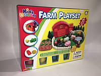 Супер набор для творчества Kid*s Dough ферма