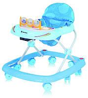 Музыкальные ходунки BW-4 для детей (игрушки, музыкальная панель, регулировка высоты сиденья) ТМ Lorelli (Bertoni)