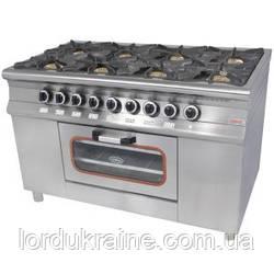 Плита газовая промышленная Pimak M015-8