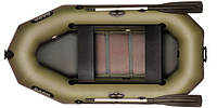 B-250 D гребная двухместная надувная лодка BARK