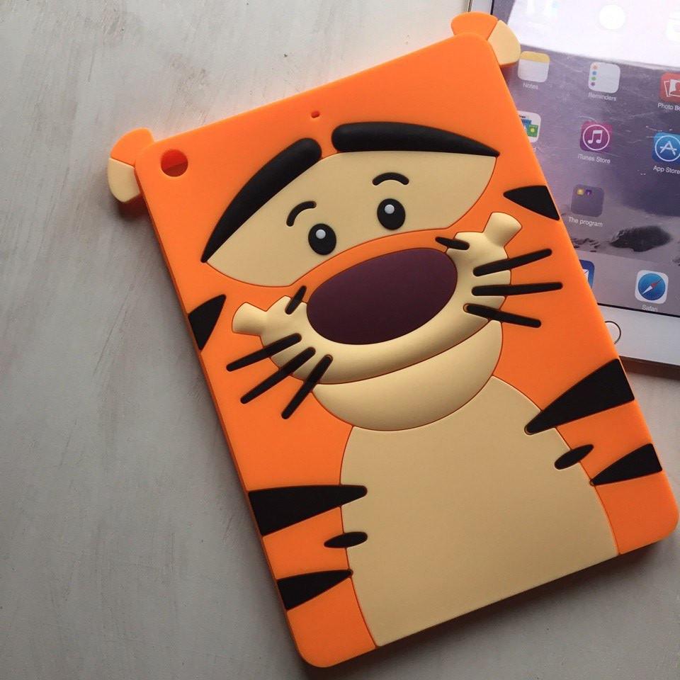 Силиконовый чехол Тигр для iPad Air 1