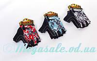 Перчатки спортивные (перчатки для фитнеса) Scoyco ВG14, 3 цвета: S-XXL