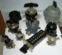 Переключатели ПКП-25, фото 1