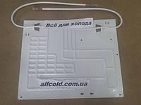 Испарители к бытовым холодильникам   ВR 400/200мм.  (плачущий 2-х патрубковый0,5 метра )