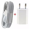 Зарядное 2в1 + USB кабель IPHONE 5, 5s, 6 6S, 6+, 7, 7+, 8, 8+